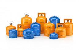 Bombole gas e Serbatoi aria compressa